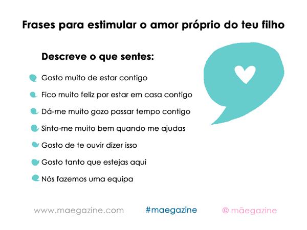 As Frases Para Estimular O Amor Próprio As Imagens Mãegazine