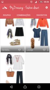Screenshot redoute app 5
